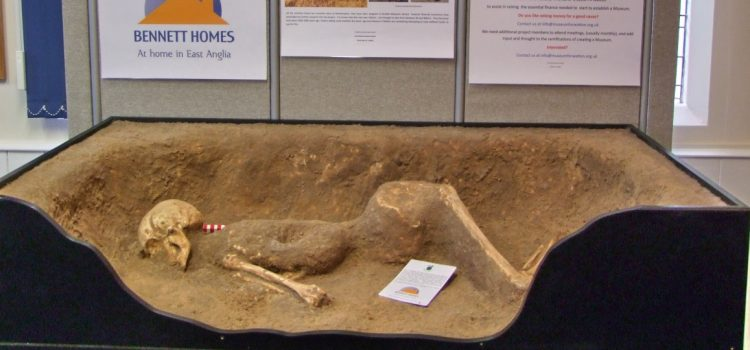 SKELETON LAUNCH HERALDS BUSY TIME FOR MUSEUM GROUP